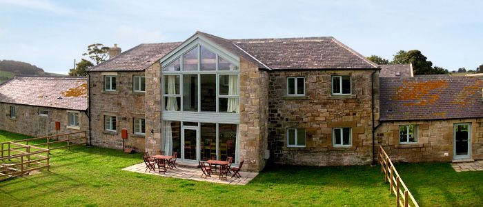 Burnfoot Holiday Cottages, Northumberland. The Bothy
