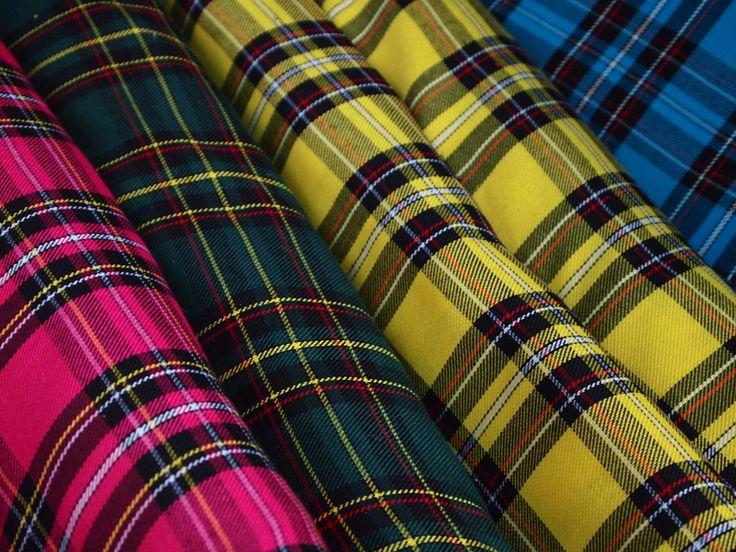 tissu-ecossais-Moline-Mercerie