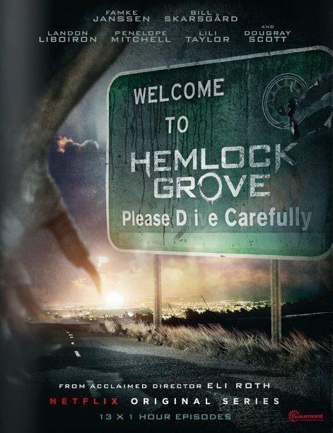 Hemlock Grove (Netflix)