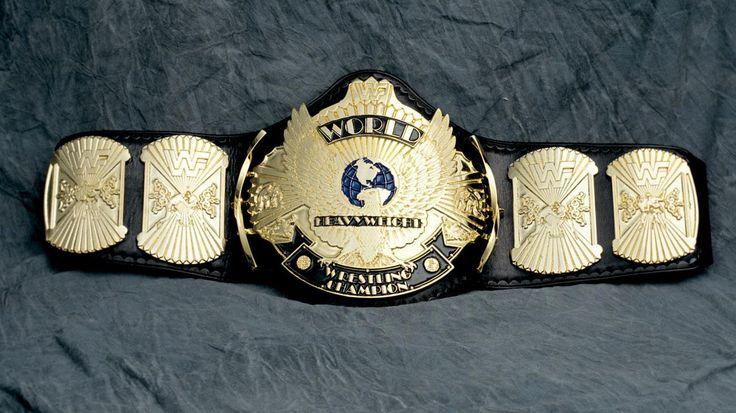 wwe championship belts - Google Search