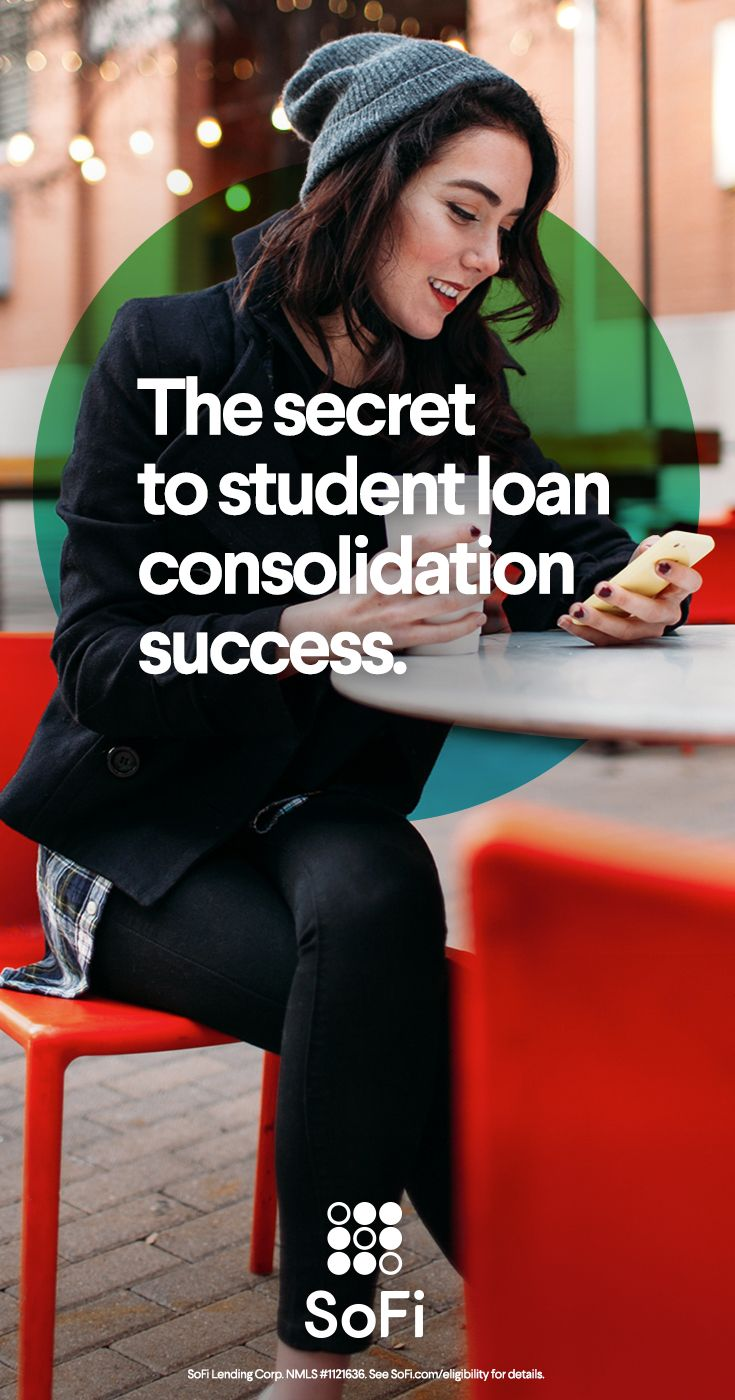 SoFi is one of the only lenders that can consolidate both federal and private student loans. But how do you know if consolidation is right for you? This blog answers all your consolidation questions, so you can make the right move for you. SoFi consolidates and refinances both federal and private loans, offering fixed and variable rates and multiple terms�whatever best fits your needs. What�s more? SoFi helps their members save an average of $316/month.