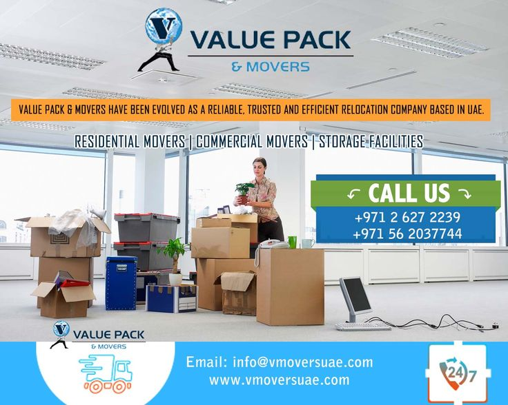 Value Pack and Movers offers relocating services in Abu Dhabi. We have been advanced as a solid, trusted and fast and safe movers in Abu Dhabi UAE.