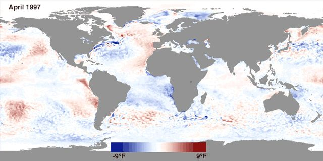 El Nino Patterns Could Become Twice As Likely In A Warming World - January 20, 2014