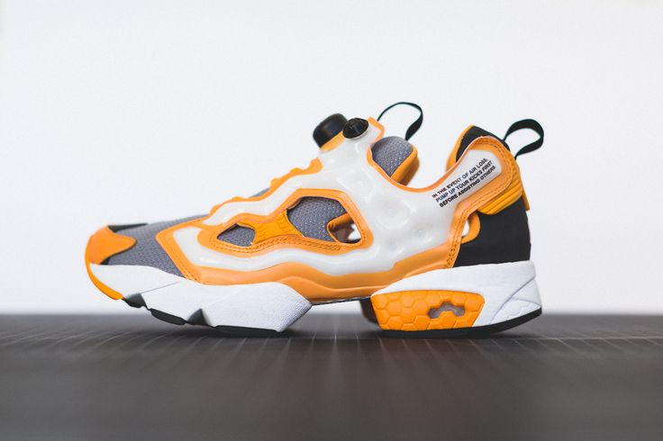 #Major x #Reebok Instapump Fury 20th Anniversary #sneakers
