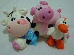 http://www.flickr.com/photos/koisasdakeka/page9/vaca cerdo pato