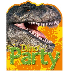 Dino Uitnodigingen - Sisters in Wonderland