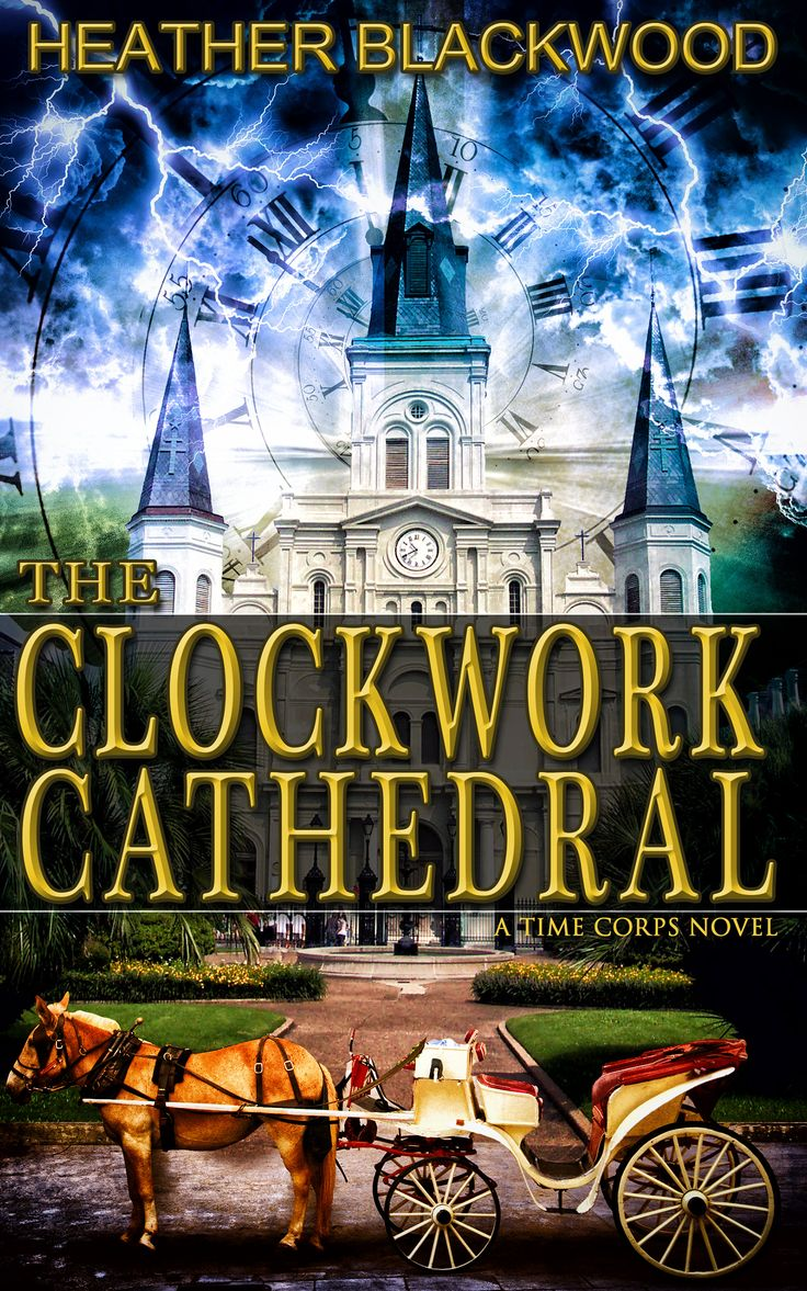 My new book, The Clockwork Cathedral is now available for Kindle.   http://www.amazon.com/dp/B00CZBR74O
