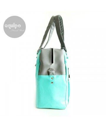 Camera Bag Lady Aqua