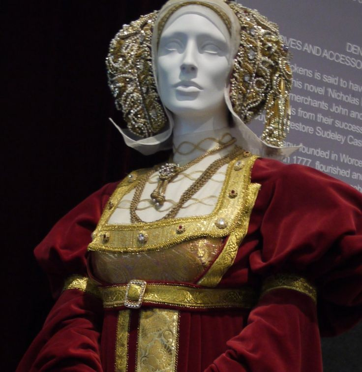 Anne of Cleves wax.