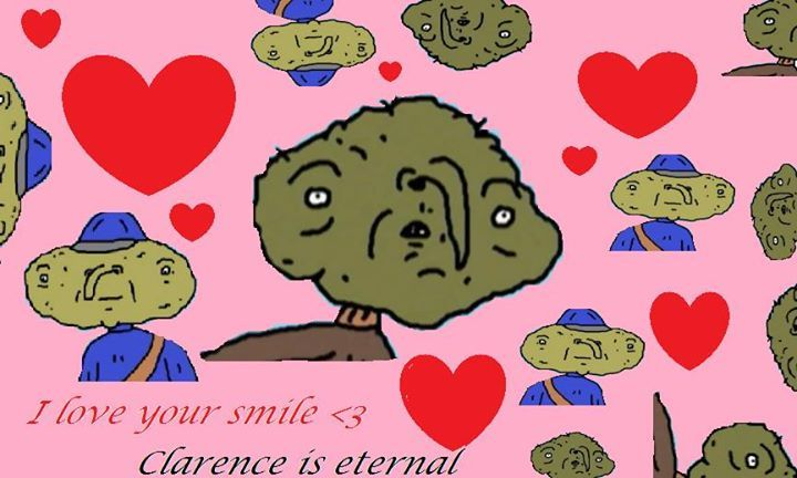 clarence is eternal
