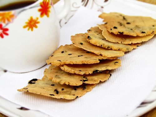 Have been searching high and low ( on google) for this recipe for asian style rice crackers!!!