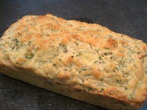 Cheddar Chive quick bread - Dorie Greenspan   Favorite Recipes ...