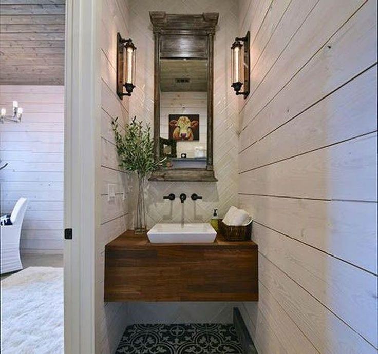 37 Latest Diy Half Bathroom Designs Ideas