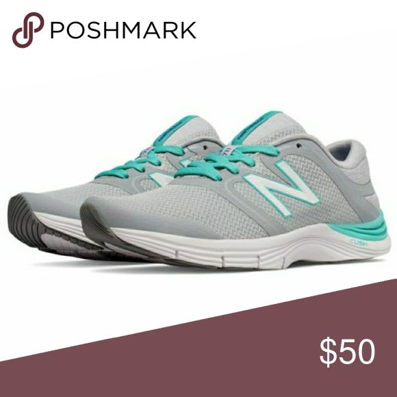 New Balance 711v2 Mesh Trainer Womens Shoes Silver Cush+ and imprint foam around the heel and collar make every impact more enjoyable, cushioning your heel with, literally, a pillow of comfort. A mesh upper gives this women''s 711v2 a sporty look and maximum breathability, setting it apart from the rest. New Balance Shoes Athletic Shoes