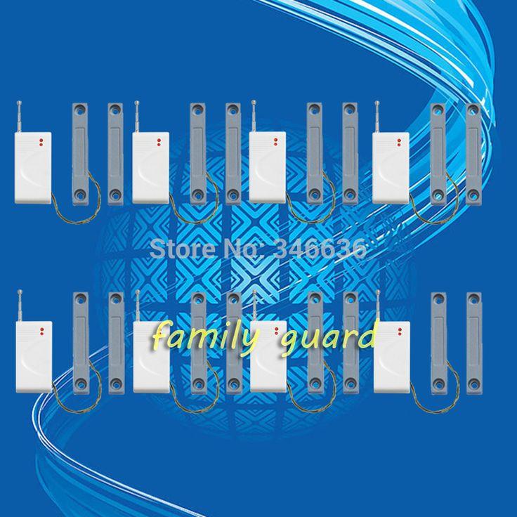 17 best ideas about garage door sensor garage door 8 pcs lot wireless sc2262 1527 433mhz wired metal garage door