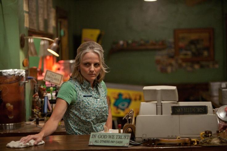 """Jill Stokesberry is """"Francine"""" in 'Catch.44' - http://numet.ro/catch44"""