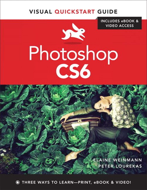 47 best adobe creative suite 6 images on pinterest adobe cob loaf photoshop cs6 visual quickstart guide fandeluxe Image collections