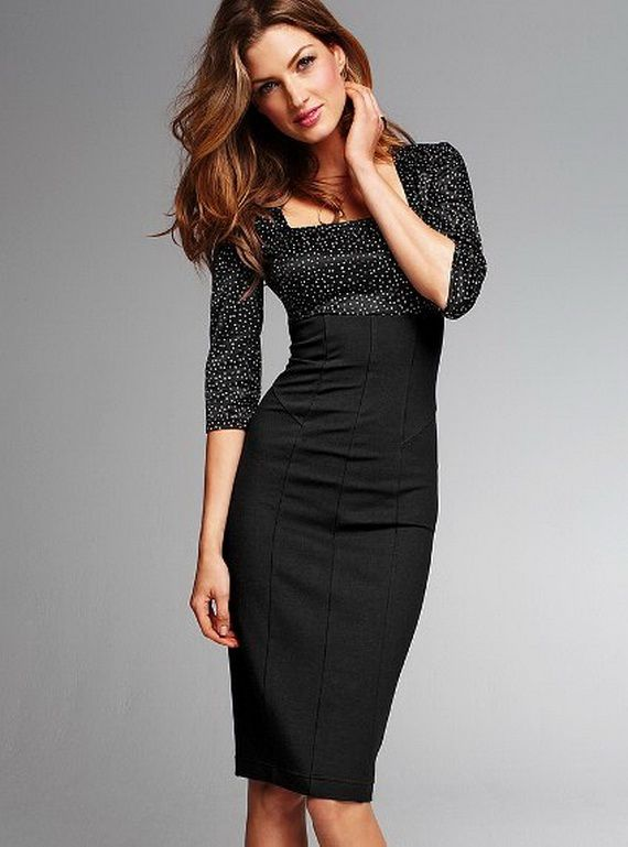 Black dress victoria secret not selling