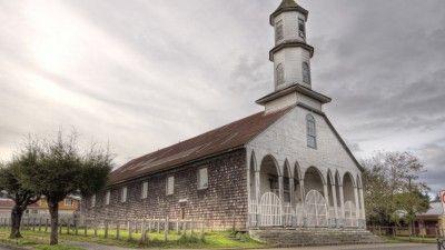 Iglesia Dalcahue