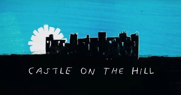 Castle On The Hill Ed Sheeran Guitar Chords Strumming Pattern Lyrics Castle On The Hill Castle On The Hill Ed Sheeran Ed Sheeran