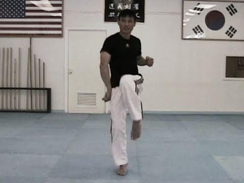 Taekwondo Speed Kicking Tutorial - How To Kick Faster Part 1 (taekwonwoo)