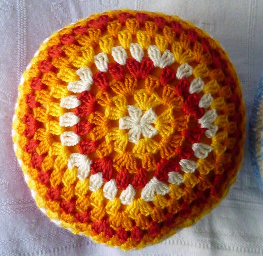 Crochet tutorial with free pattern