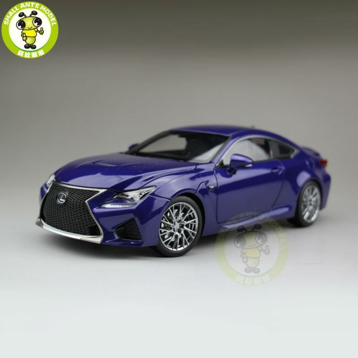 152.00$  Buy here - http://aliyzt.shopchina.info/go.php?t=32702011208 - 1/18 Toyota Lexus RCF Diecast Model Car Suv hobby collection Gifts Blue 152.00$ #buychinaproducts