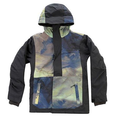 Куртка детская Quiksilver Ambition Fisher Journal  — 8639р. ---- Подростковая куртка, очень стильная и очень теплая. Утеплитель Warmflight (тело 120 г, рукава 100 г, капюшон 80 г) отлично выполняет свои функции и Вашему ребенку будет тепло зимой на все сто процентов. Мембрана 10000 на 10000, проклеенные швы, регулируемый капюшон и, конечно же, снегозащитная юбка и вентиляция подмышек - это то, что обязательно должно быть в современной сноубордической куртке.Характеристики:Водостойкая и…