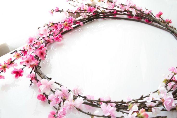 Plus De 1000 Id Es Propos De Fleurs De Cerisier Sur Pinterest Sakura Origami Et D Cor Avec