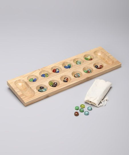 Mancala is a great classroom game!