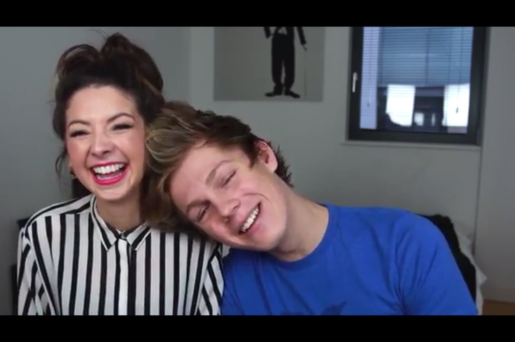 Casper Lee and Zoe! They could be brother/sister!