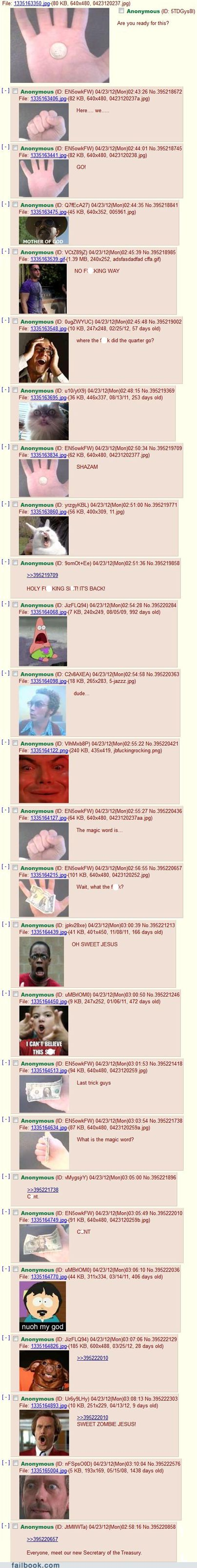 4chan Is Easily Amused