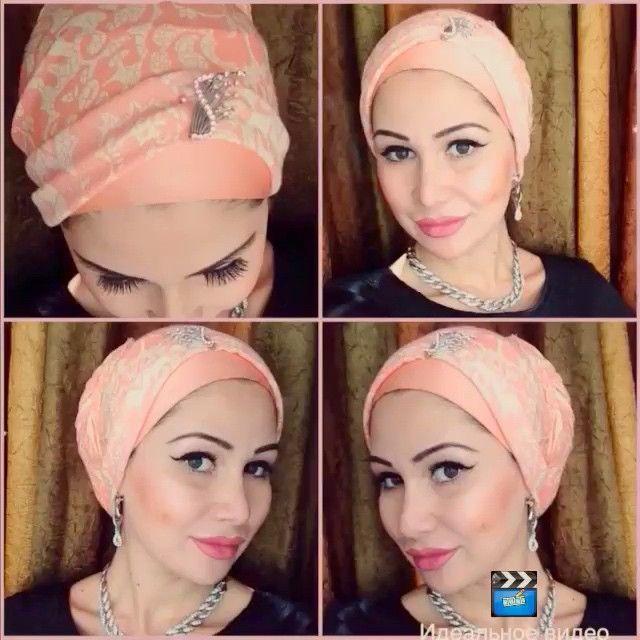 #hijab#scarf#shawl#video#платок#хиджаб#Angelika