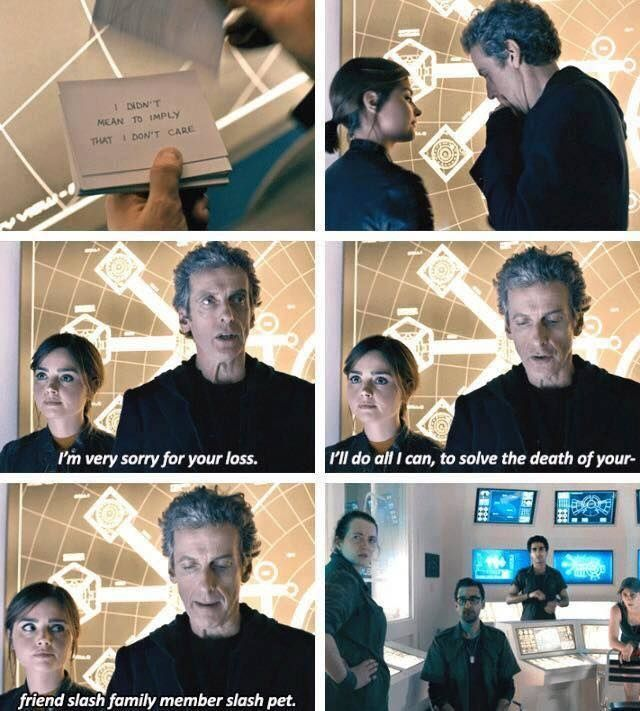 Doctor Who | Under the Lake - The Doctor & Clara Oswald
