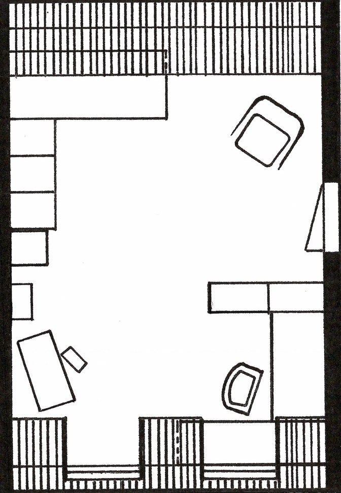 Project Slaapkamer ruil! Deel 2. De ouderslaapkamer heeft een ware metamorfose…
