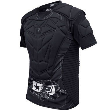 Planet Eclipse 2011 Overload Jersey Chest Protector - 2X-Large by Planet Eclipse. $65.00. Play harder up front with a Planet Eclipse Overload Jersey Chest Protector ! The Planet Eclipse Overload Chest Protector is the new standard in paintball body protection and safety that reduces ball breaks and protects your body from impacts when diving and sliding. Increase on-field confidence and gain every advantage from your game with its soft formed padding that covers your ches...