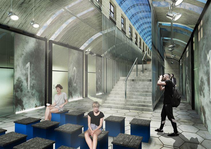 Design By Niki Kaisi Interior Graduate 2014 De Montfort University Leicester