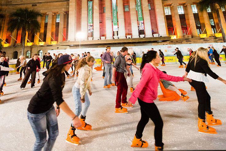 Skating At Festival Brisbane | Must do Brisbane