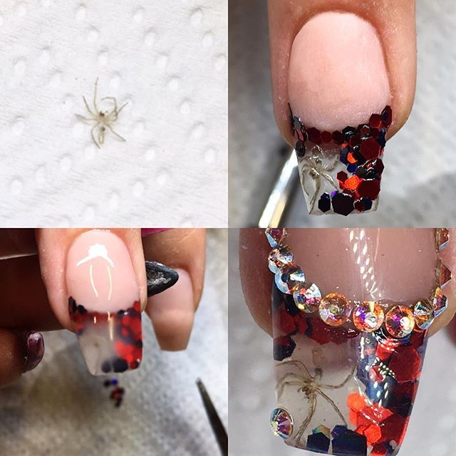 53 best Crazy, Strange and Weird Nail Designs of 2017 ...