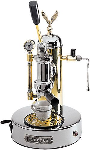 amazing espresso machine