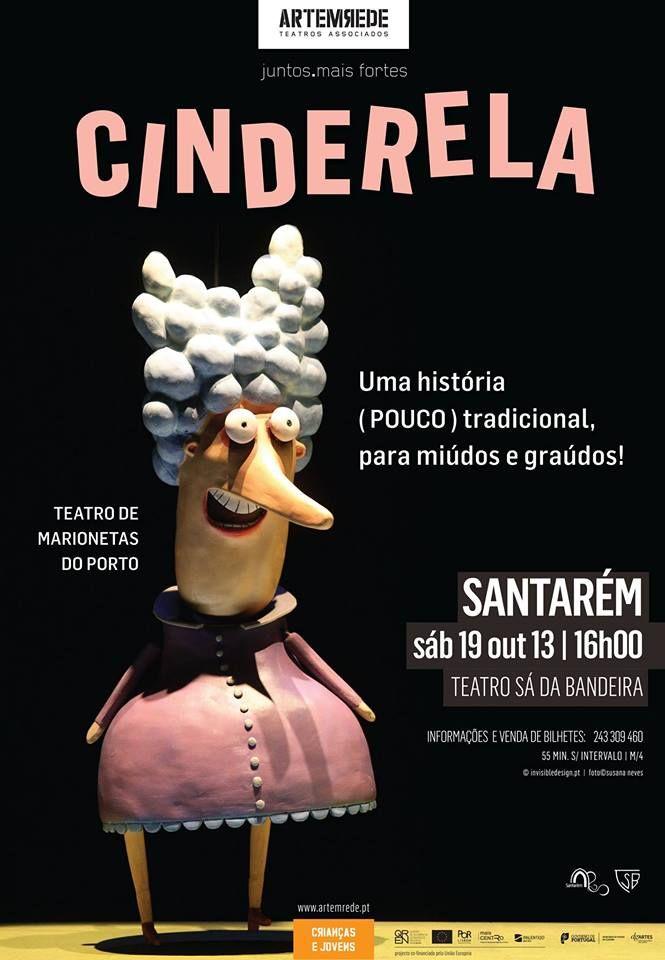 Cinderela | Teatro Marionetas do Porto - Viral Agenda
