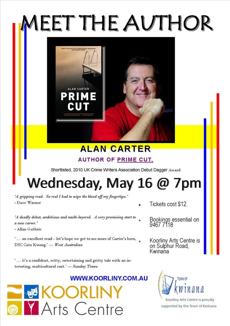 May Author: Alan Carter
