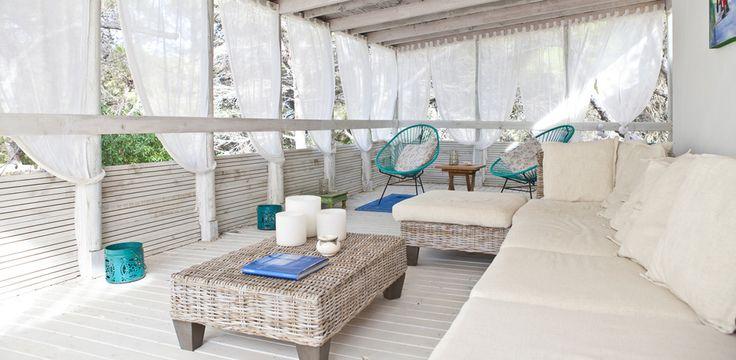Casa Serena, un remanso de paz en Formentera   La Bici Azul: Blog de decoración…