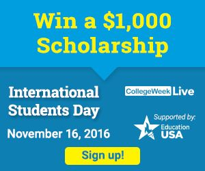 Now: International Students Day Online Fair.  Chat with 120 US universities! 9am-9pm GMT http://www.collegeweeklive.com/sign-up?refcode=INT_StudyUSA_ISDNov2016_Social