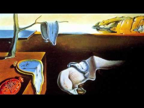 Salvador Dali Art Classroom demonstration lesson - hisotry
