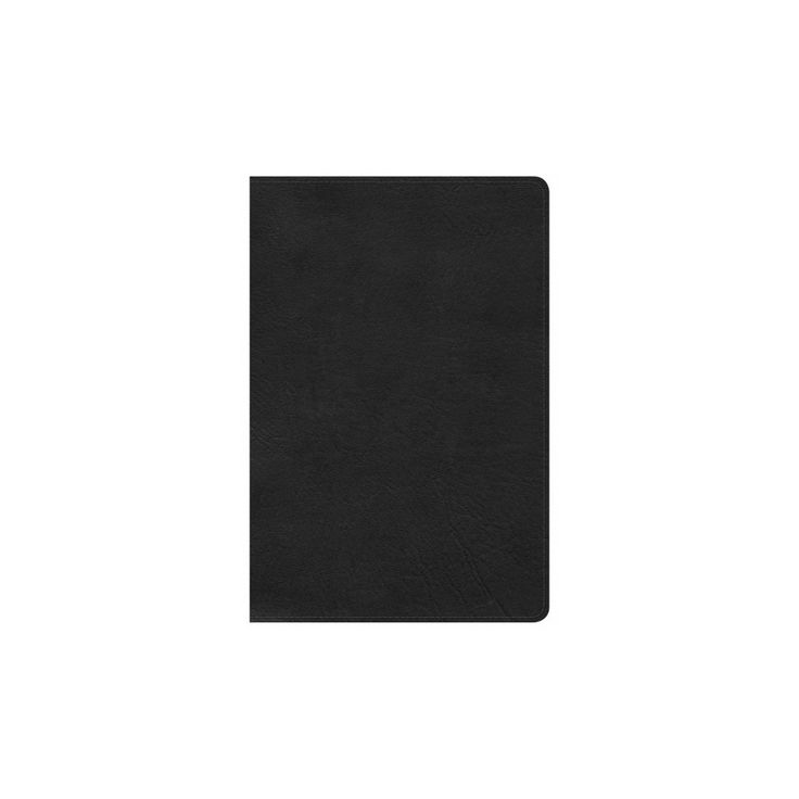 Holy Bible : King James Version, Black LeatherTouch, Personal Size Reference (Large Print) (Paperback)