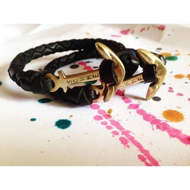 Saya menjual Gelang kulit jangkar seharga Rp100.000. Dapatkan produk ini hanya di Shopee! http://shopee.co.id/schmewgoods/3191672 #ShopeeID