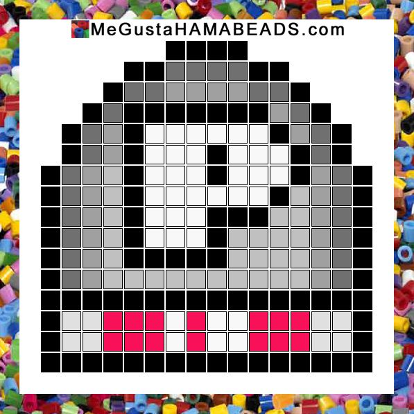 17 Best Images About Hama Super Mario On Pinterest