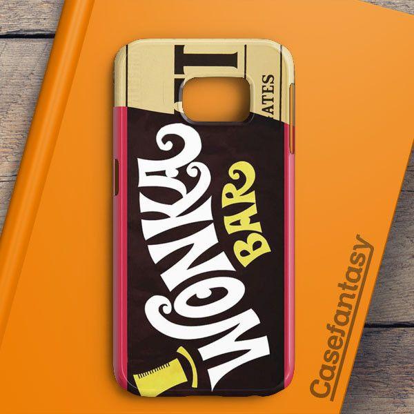 Wonka Bar Samsung Galaxy S6 Edge Case | casefantasy