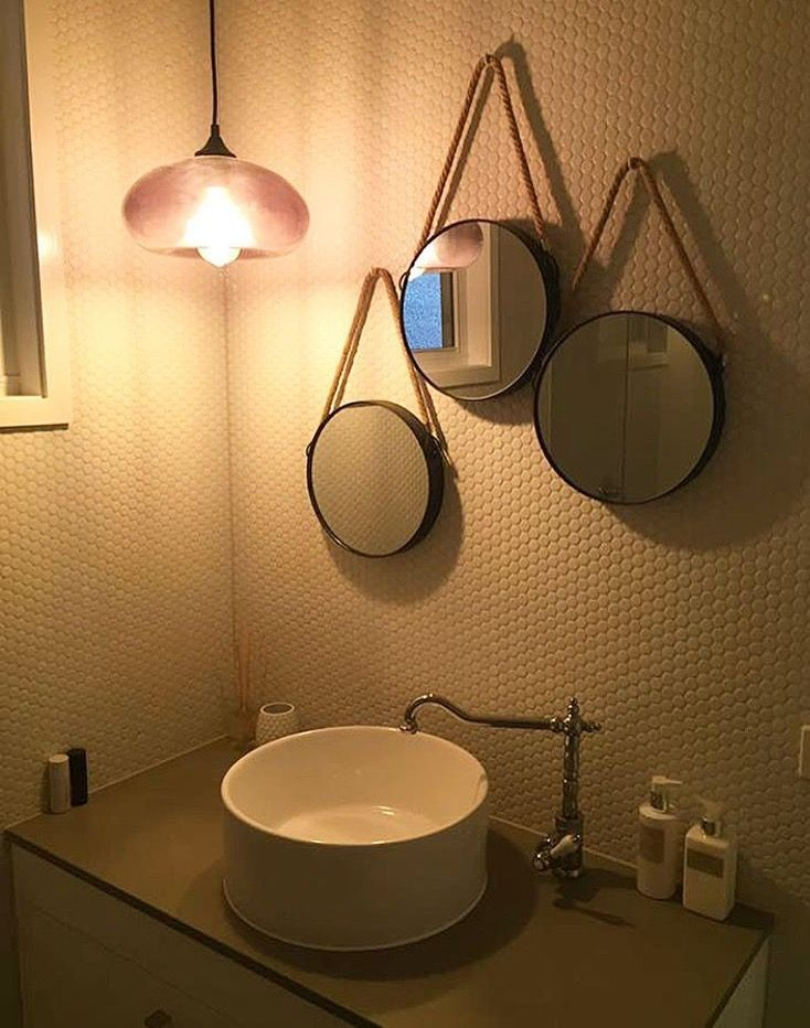 Stunning bathroom fixtures and finishes @brisbaneoasis Brisbane's most beautiful Airbnb.